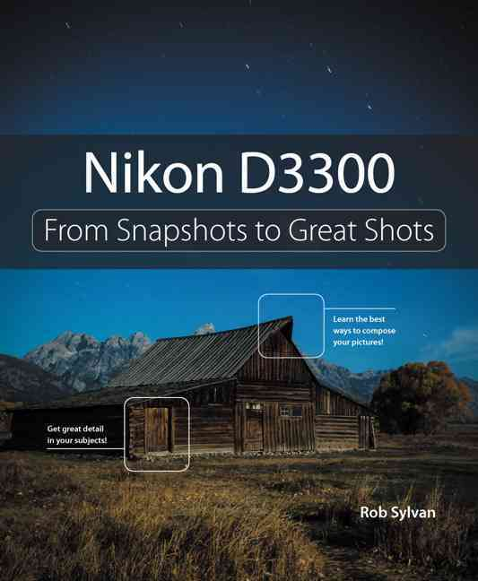 Nikon D3300 By Sylvan, Rob