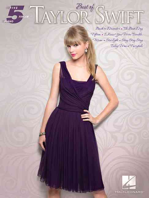 Best of Taylor Swift By Swift, Taylor (CRT)